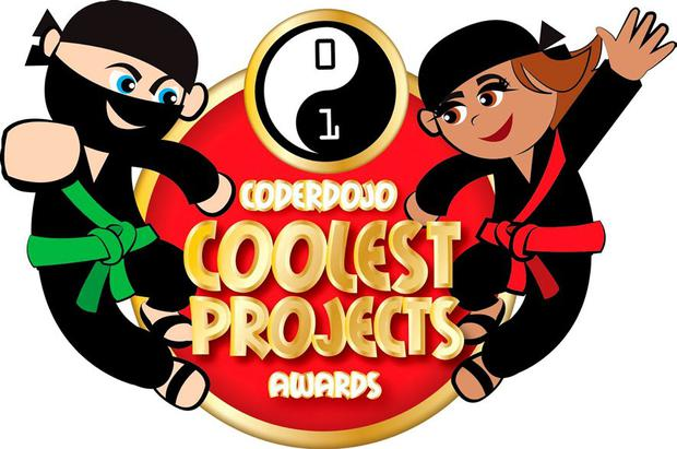 Coderdojo Coolest Projects Awards