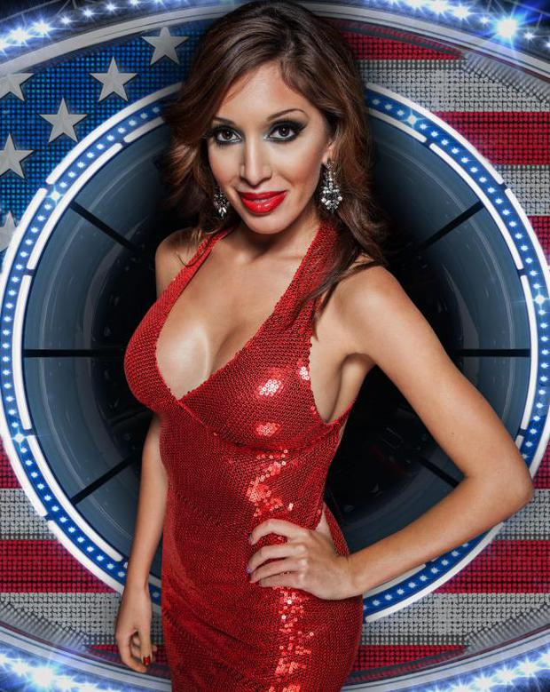 Farrah Abraham on Celebrity Big Brother