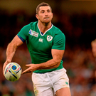 Rob Kearney is a major injury worry ahead of Sunday's Pool D clash with Italy