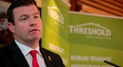 Minister for the Environment, Community and Local Government, Alan Kelly TD