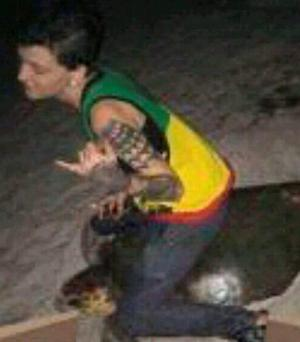 The Melbourne Police Department provided this photo of Stephanie Marie Moore, wanted on a felony warrant since July 2015 for the 'possession, disturbance, mutilation, destruction, selling, transference, molestation, and harassment of marine turtles, nests or eggs'
