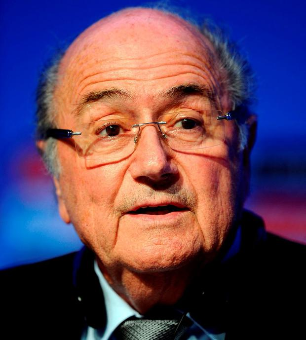 Blatter to retain position as President of FIFA