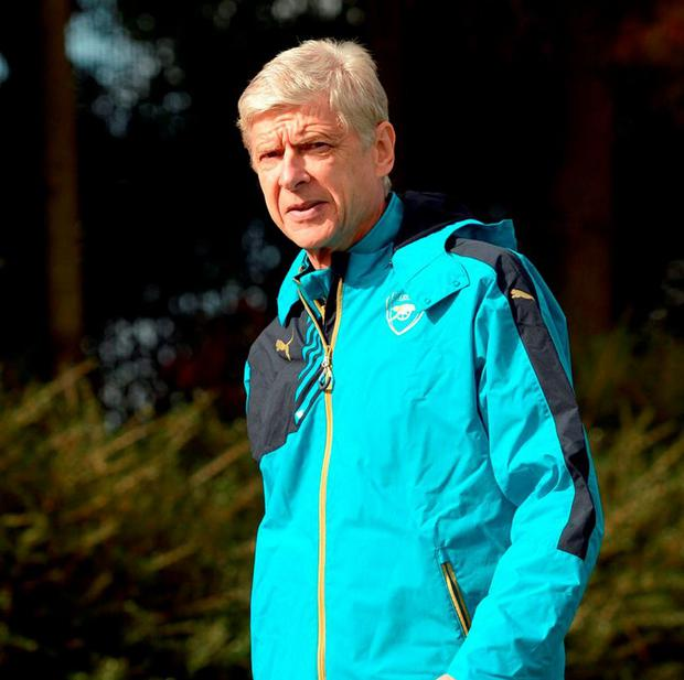 Arsenal manager Arsene Wenger says his side cannot afford to lose tonight.