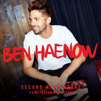 Ben Haenow's single cover