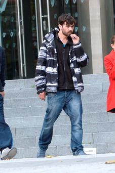 Robert Byrne, formerly of Cedarfield, Drogheda, charged with assault and criminal damage at the CCJ Dublin.