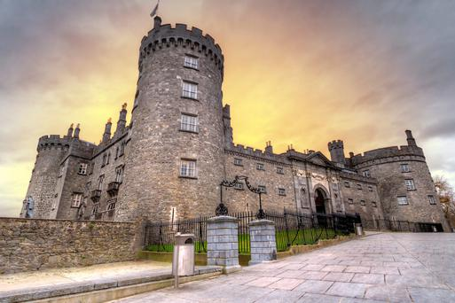 Kilkenny Castle. Photo: Deposit