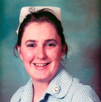 Undated family handout photo of Carol Myers, as an inquest has heard that the nurse died in mysterious circumstances after claiming she had been sexually abused by a Satanic cult. Photo: PA