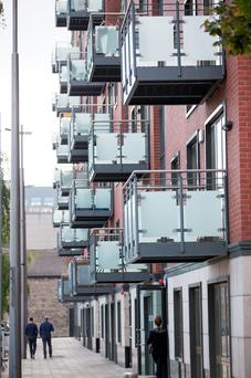 The residents of Longboat Quay have been told they need to raise €4m to fund repairs of the building or face being evacuated from their homes
