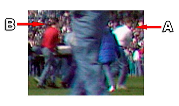 The potential witnesses are thought to have helped some of the 96 Liverpool fans who died at the FA Cup semi-final on April 15 1989. Credit: Operation Resolve/PA Wire
