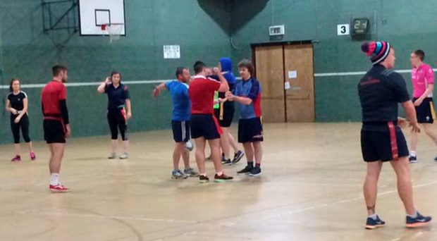 Rugby training at IT Tralee will take place every Monday night