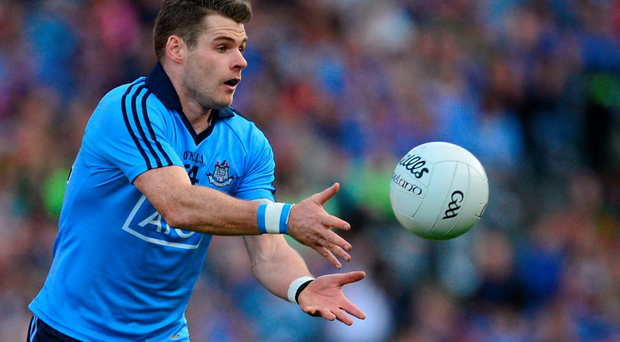 Kevin McManamon is already looking forward to learning from past mistakes in 2016