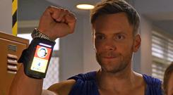 TV show Community predicted the app to rate other people