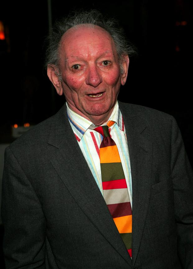Playwright Brian Friel