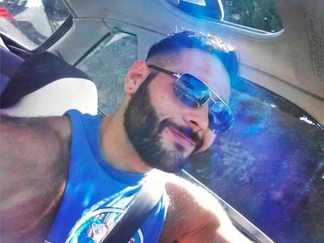 Chris Mintz was shot 'several' times during the attack, family members said Chris Mintz, via Facebook