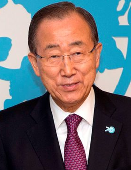 UN Secretary-General Ban Ki-moon described the Millennium Development Goals as 'the most successful global anti-poverty push in history'