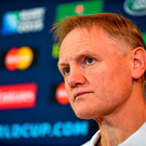 Ireland head coach Joe Schmidt has been meticulous in his preparation