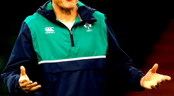 'Vibes from Joe Schmidt's crew are still all 100pc positive'