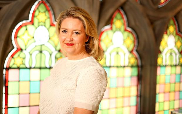 Art of the matter: Karen Hennessy, Head of Irish Design 2015, says we need to communicated better with people. Photo: Gerry Mooney.