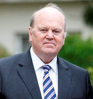 Michael Noonan: 'Boom and bust policies have wrecked the economy three times in my political life and we won't do it again'