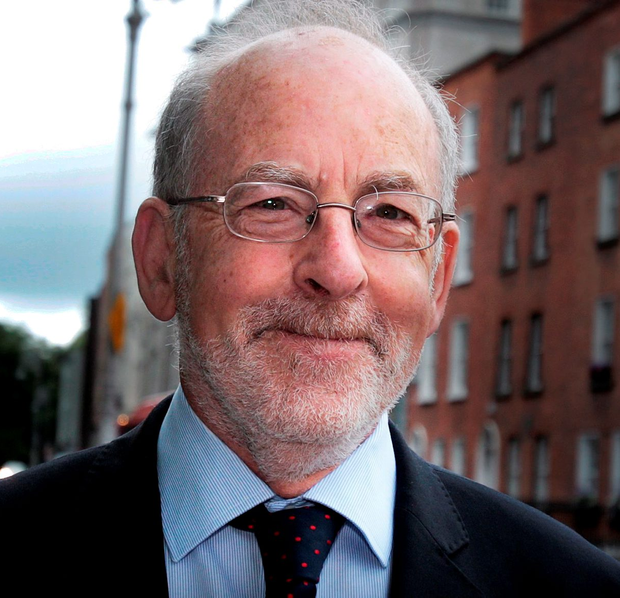 Governor of the Central Bank Patrick Honohan