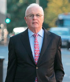 Frank Daly has denied the sale of the Project Eagle portfolio was corrupt