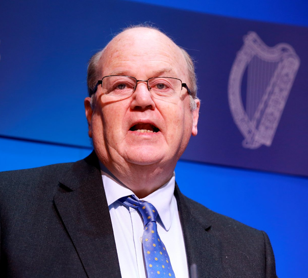 Michael Noonan: 'There is market failure now. Nama, in Section 12 of the Act, have a mandate to intervene if there is market failure. I have had discussions already with Nama about how they might contribute to the supply of housing'