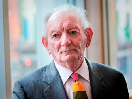 Titan of the theatre, Brian Friel