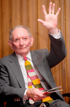 Tributes have flooded in for Brian Friel