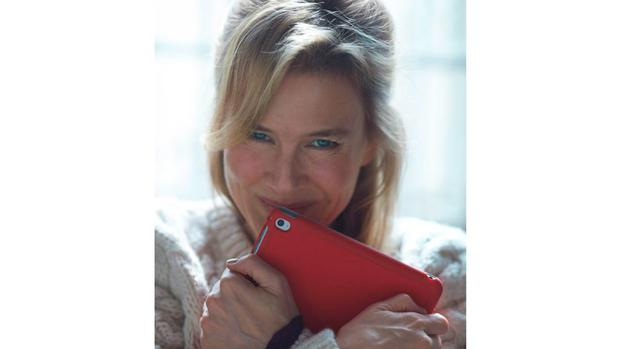 Renee Zellweger in Bridget Jones' Baby