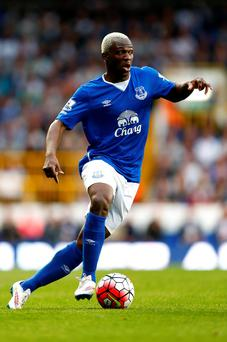 Arouna Kone: 'After what I've been through, every minute on the pitch is an absolute joy'
