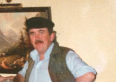 Fergus McGill (62) collapsed and died on Thursday afternoon. Photo: Facebook