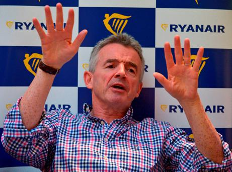 Ryanair's Michael O'Leary has said it is in both Britain's and Ireland's interest for the United Kingdom to vote against leaving the European Union in the forthcoming referendum