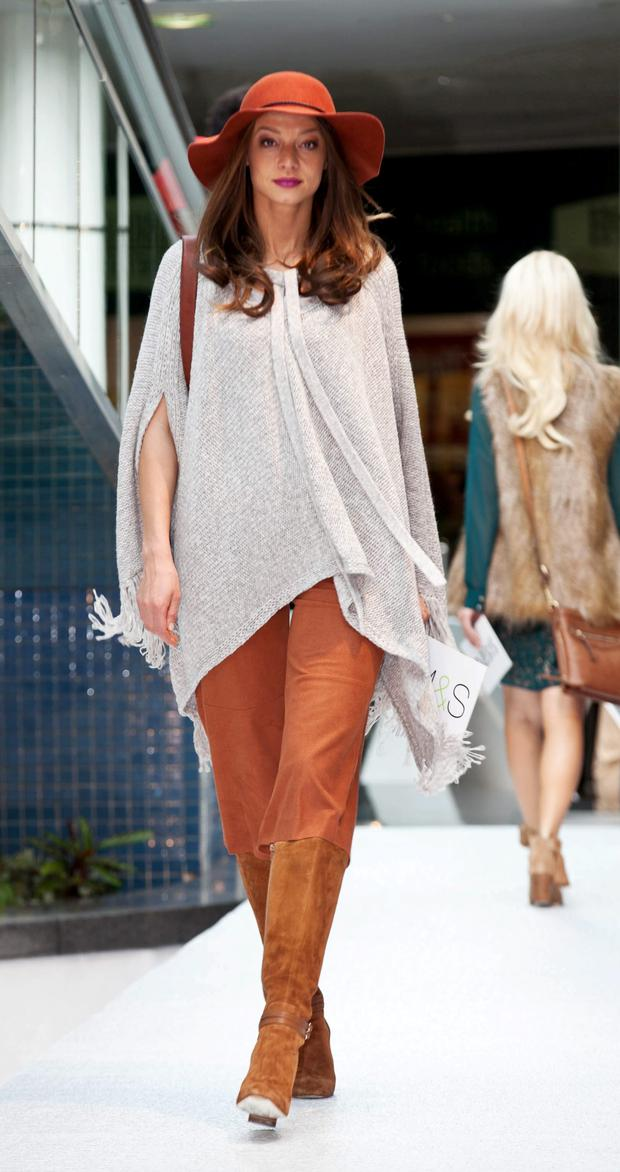 Irma Mali at the A/W '15 Style Event at Blanchardstown Centre