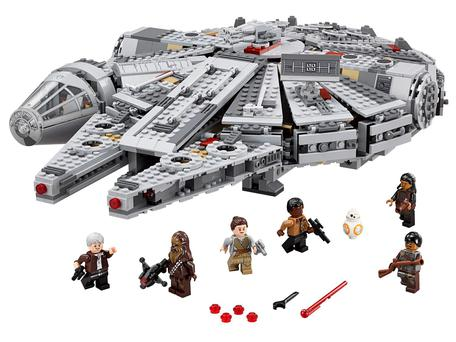 LEGO Star Wars The Force Awakens Millennium Falcon (€139.99)