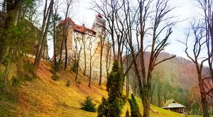 Bran Castle in Transylvania. Photo: Sergey Novikov/Deposit