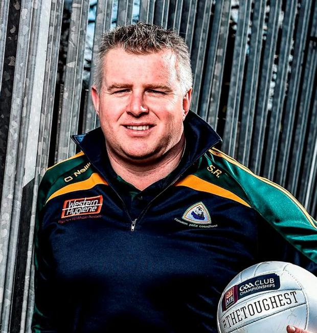 Stephen Rochford has been named as the clear favourite for Mayo manager