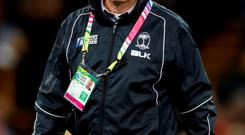 Fiji head coach John McKee: 'We came here with high ambitions and wanted to get one or two scalps in the first three games. But that doesn't take away from this last game against Uruguay'