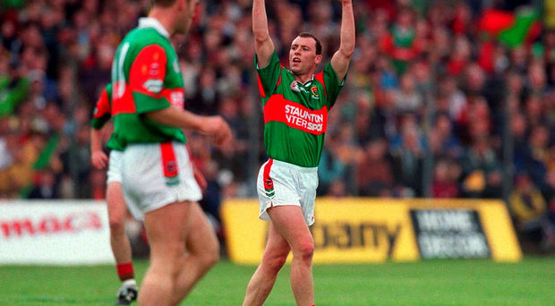 Former Mayo star Kenneth Mortimer: 'My initial thinking would be that it may well prove to be counter-productive without the basis of a reasonable alternative being identified'