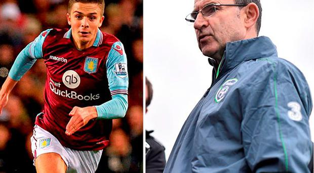 Martin O'Neill says he would have 'sorted out' Jack Grealish