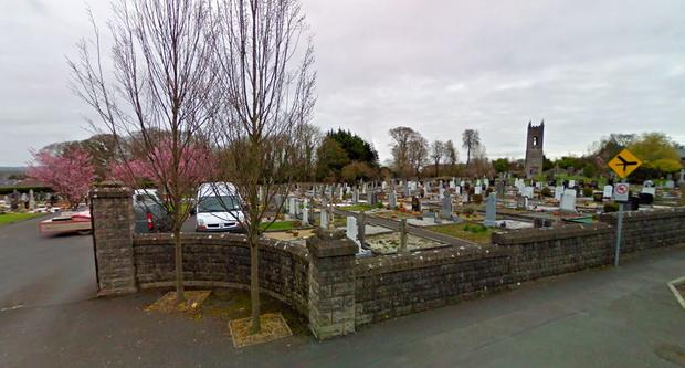 Ratoath graveyard (Photo: Google Maps)