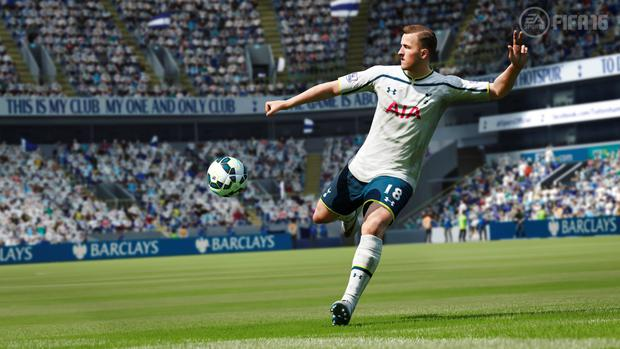FIFA 16: immaculate presentation and animation
