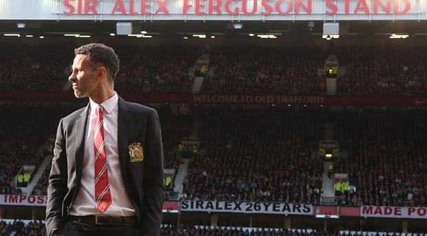 How would Manchester United's history been altered had Ryan Giggs quit at 35? Photo: Man Utd via Getty Images