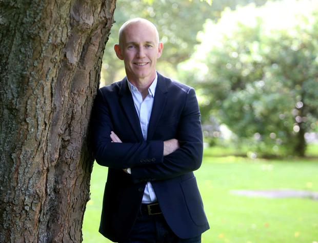Pictured Presenter Ray D Arcy