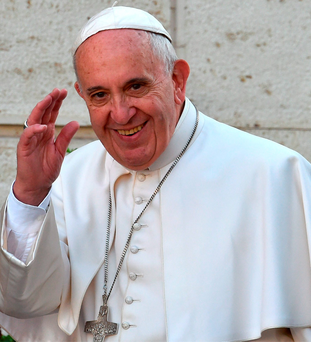Pope Francis criticised a same-sex marriage bill in 2010, when he was a cardinal
