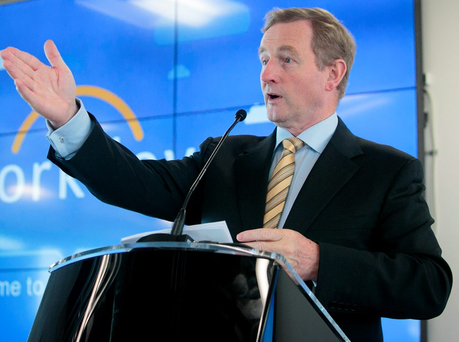 Enda Kenny has had successes and failures in his time as Taoiseach Photo: Gareth Chaney Collins