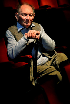 'The inspired writing of Brian Friel (pictured) shines through'