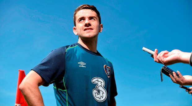 Robbie Brady has had a long road since leaving Dublin for Manchester United