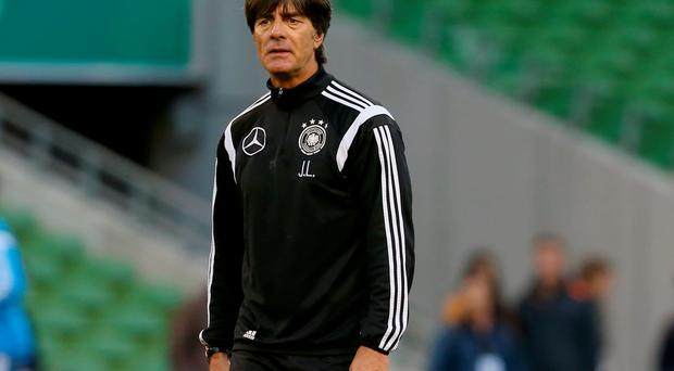 Germany head coach Joachim Loew (Alexander Hassenstein/Bongarts/Getty Images)