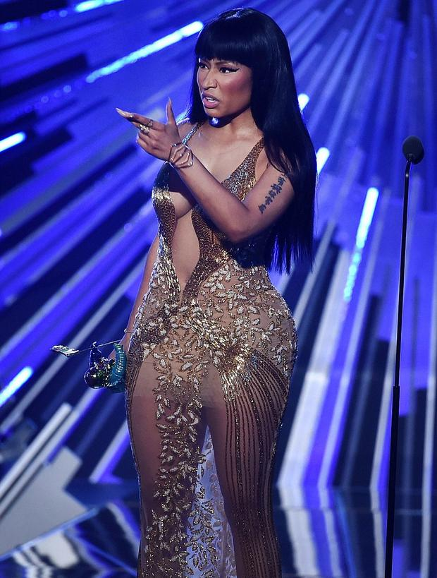 Nicki Minaj Mtv Movie Awards 2015