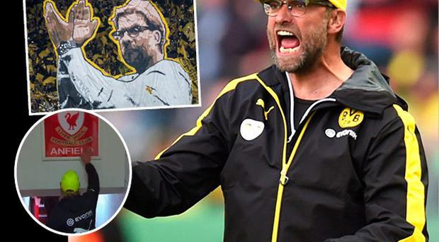 Jurgen Klopp is expected to be named Liverpool manager today